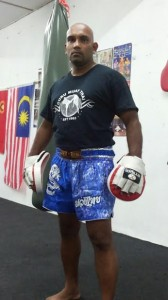 Thevendra Gurunaidu - Malaysian coach